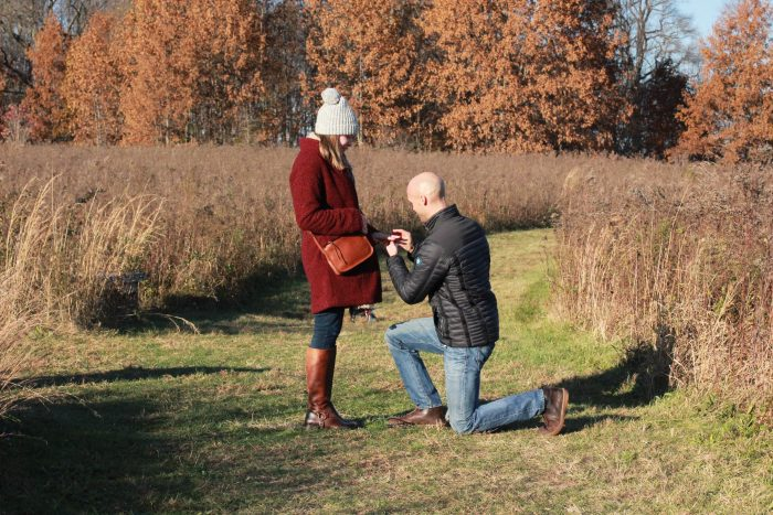 Engagement Proposal Ideas in Longwood Gardens