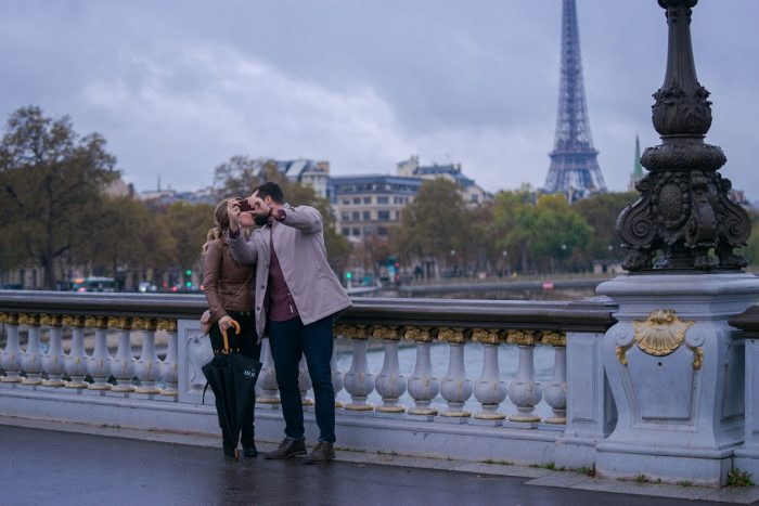 Where to Propose in Paris, France