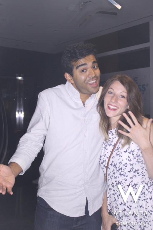 Image 1 of Callie and Bhavik