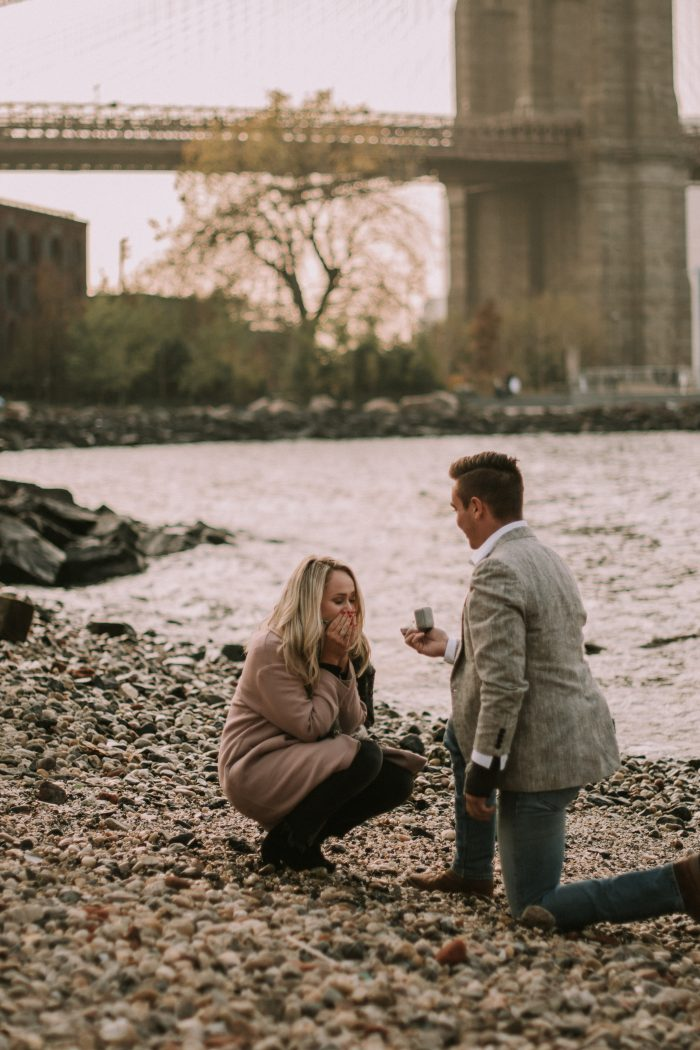 Proposal Ideas Brooklyn Bridge
