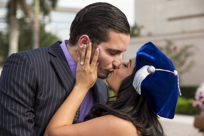Jacqueline's Proposal in Nova Southeastern University