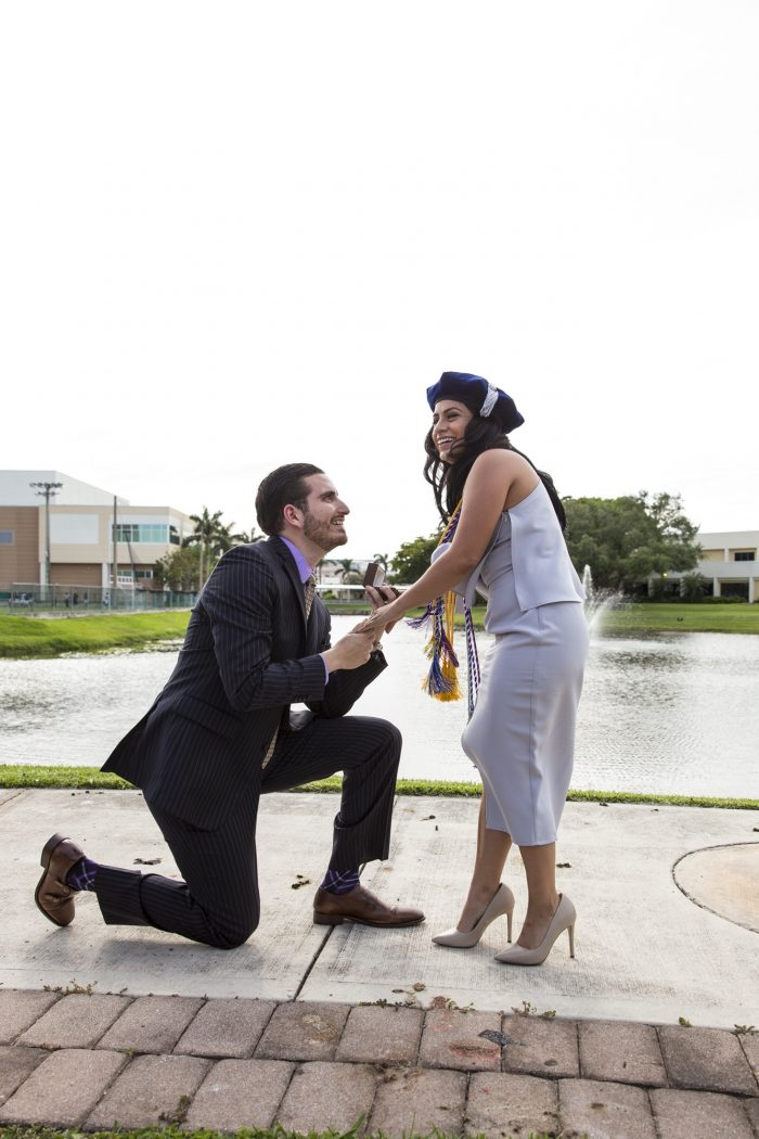 Engagement Proposal Ideas in Nova Southeastern University