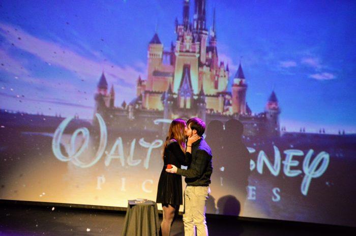 Marriage Proposal Ideas in The Greenwich Odeum, Rhode Island