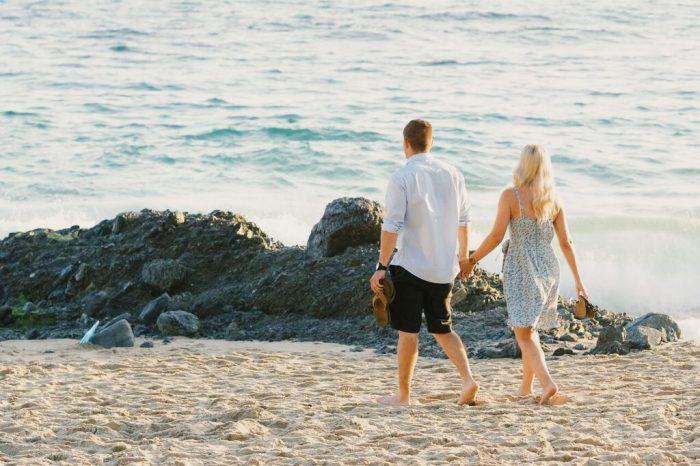 Marriage Proposal Ideas in Thousand Steps, Laguna Beach