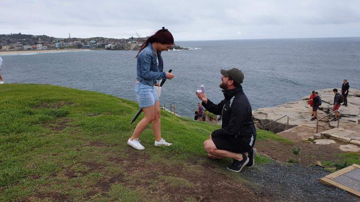 Marriage Proposal Ideas in Bondi Beach