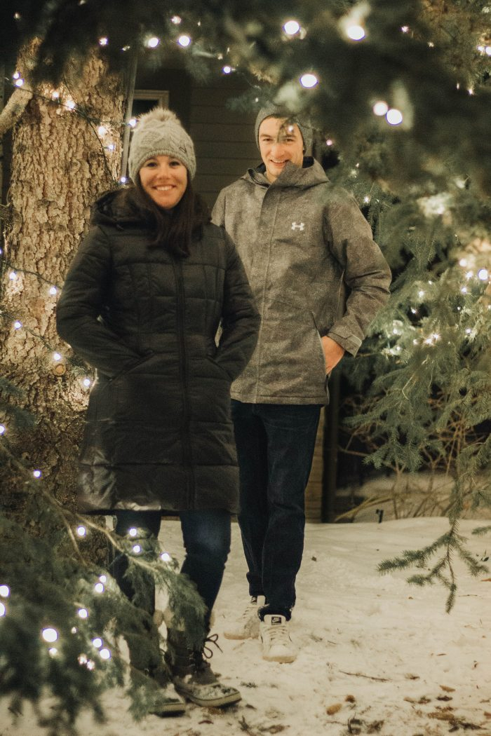 Annie and Matt's Engagement in Aspen CO