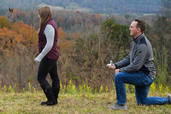 Where to Propose in Smoky Mountain National Park
