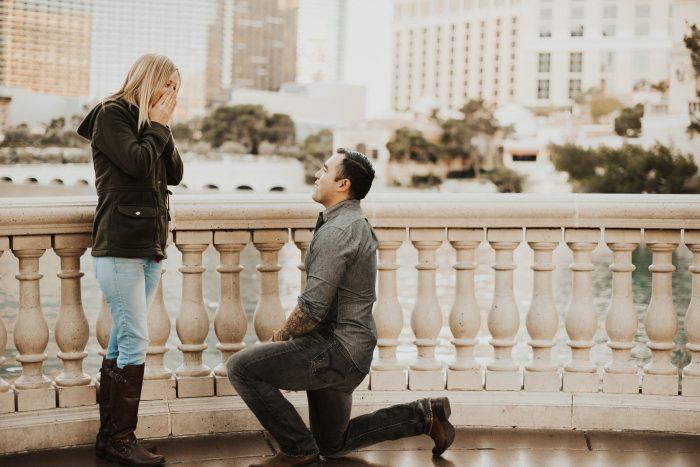 Wedding Proposal Ideas in Las Vegas