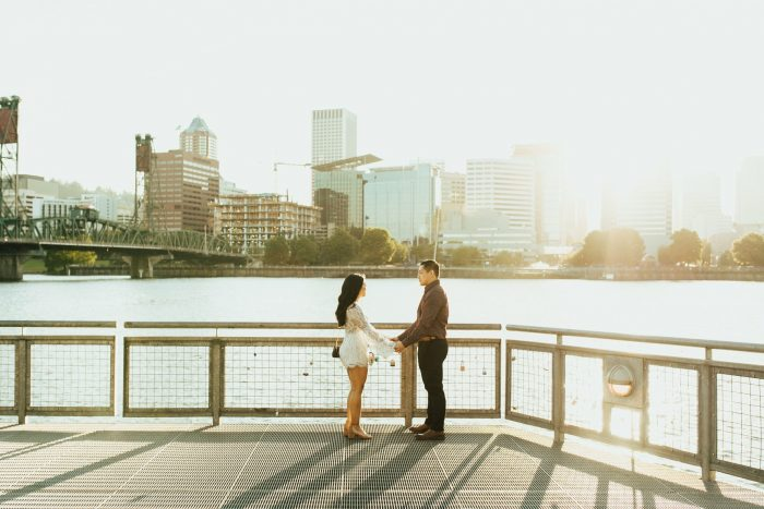 Jessica's Proposal in Portland, Oregon