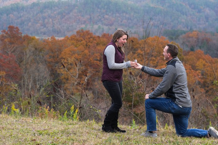 Engagement Proposal Ideas in Smoky Mountain National Park