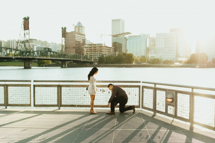 Marriage Proposal Ideas in Portland, Oregon