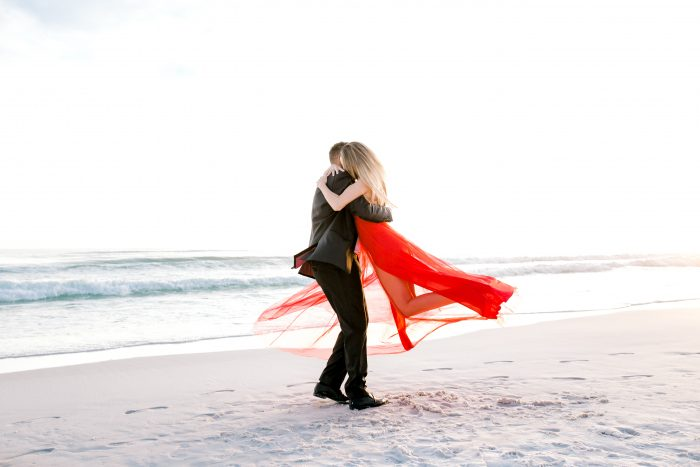 Where to Propose in Destin, Florida