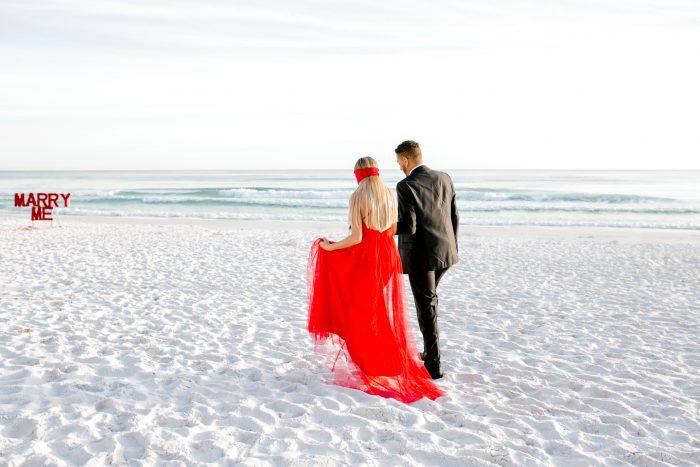 Rogina's Proposal in Destin, Florida
