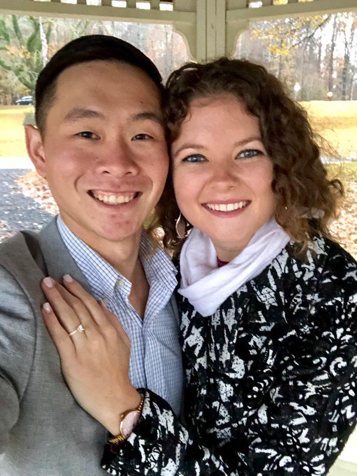 Sarah's Proposal in Berkeley Lake, GA