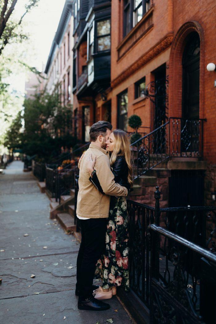 Bria's Proposal in DUMBO, Brooklyn, NY