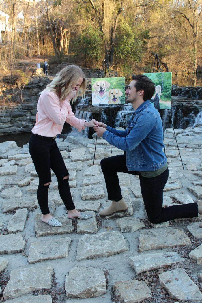 Engagement Proposal Ideas in Dallas, TX