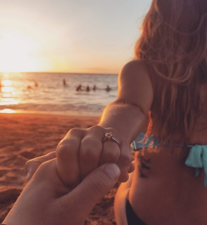 Wedding Proposal Ideas in Maui