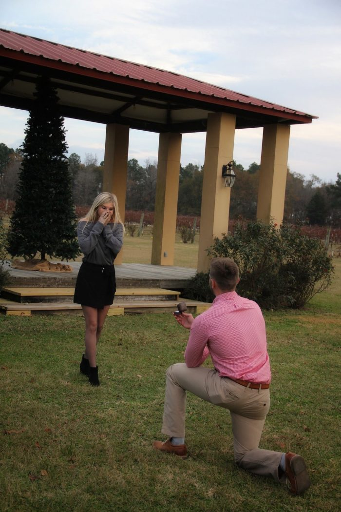 Reagan and Trace's Engagement in Los Pino's