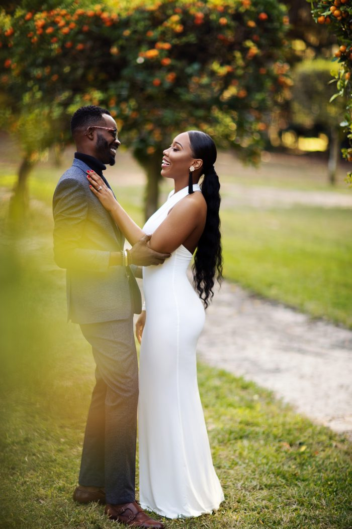 Alexis And Kevin S Proposal On The Knot S Howtheyasked Com