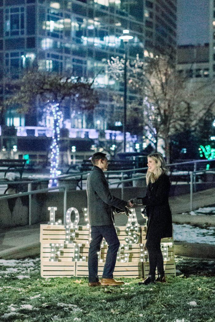 Engagement Proposal Ideas in Salt Lake City, UT