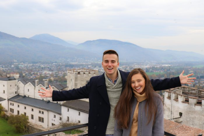 Engagement Proposal Ideas in Greenville, SC (Up on the Roof)