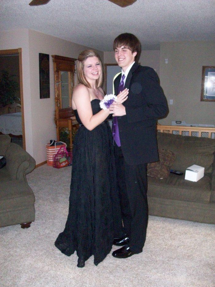 Tess and Matthew's Engagement in Iowa State University