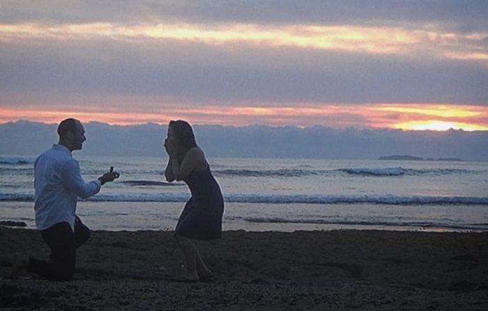 Wedding Proposal Ideas in Mexico