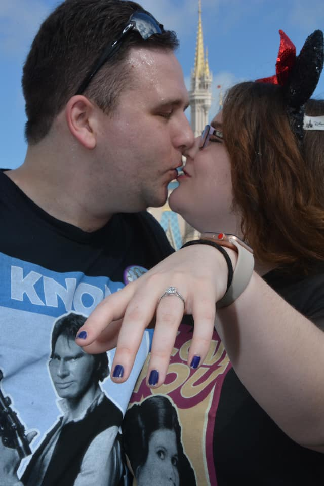 Wedding Proposal Ideas in Walt Disney World Resort's Magic Kingdom