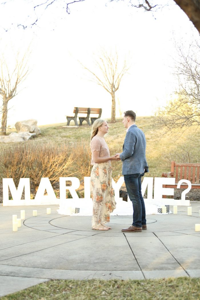 Marriage Proposal Ideas in Springfield, MO