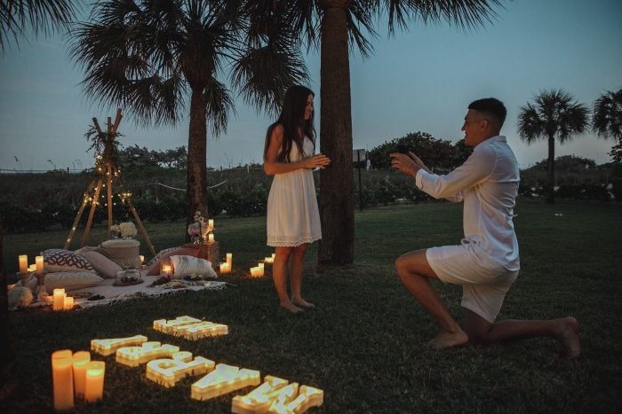 Marriage Proposal Ideas in Miami