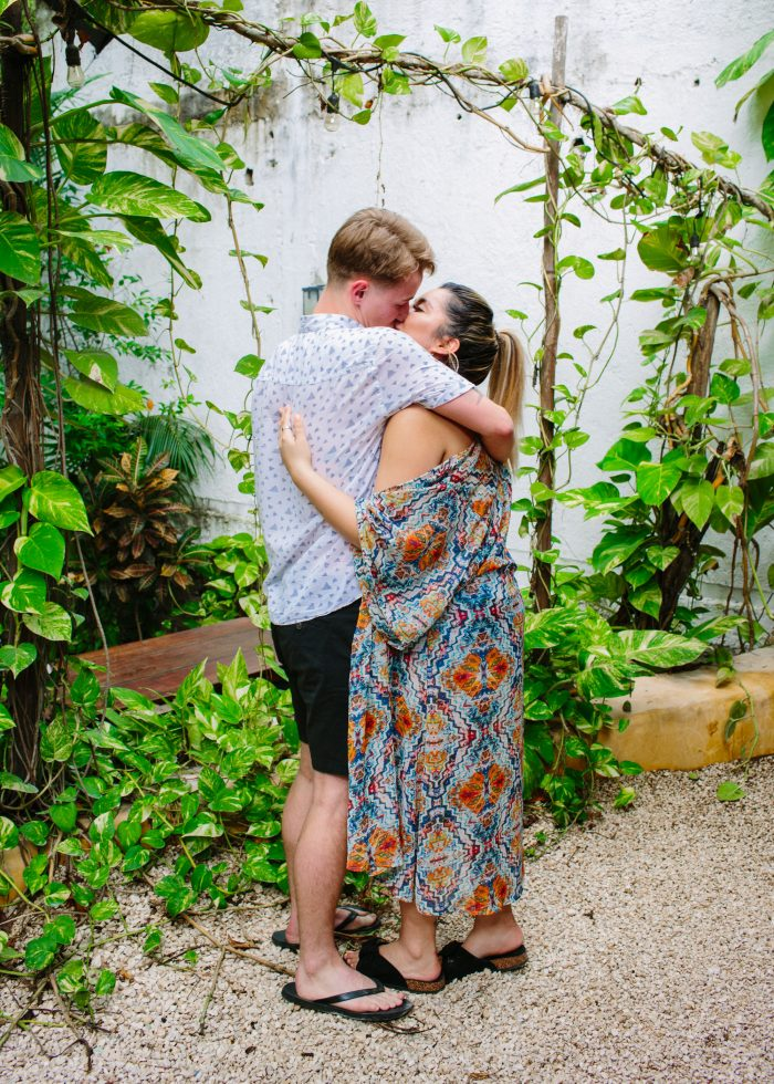 Engagement Proposal Ideas in Tulum, Mexico