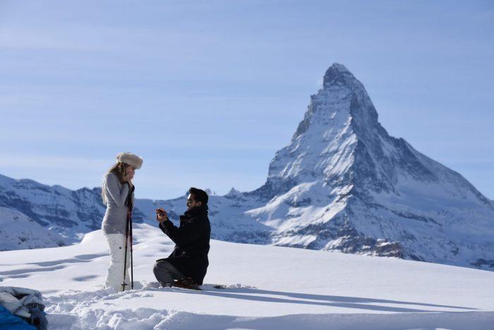 Where to Propose in Zermatt