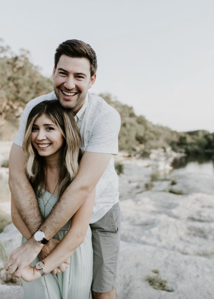 Where to Propose in Mount Bonnell in Austin, Texas
