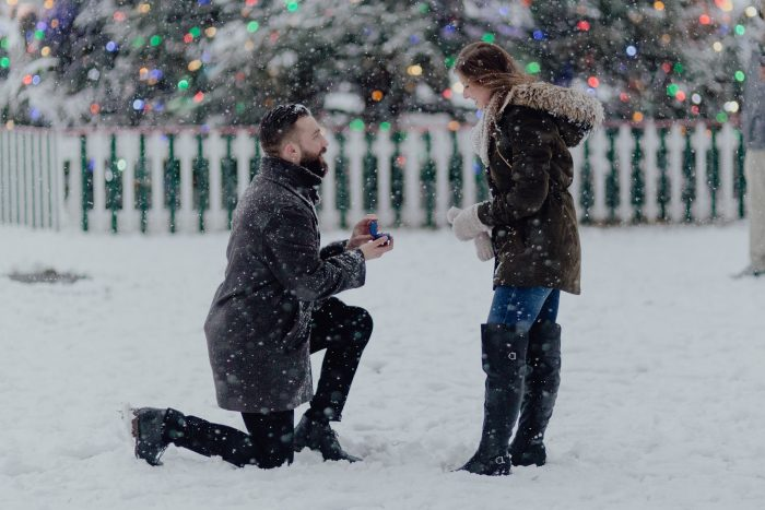 Marriage Proposal Ideas in Boston Common