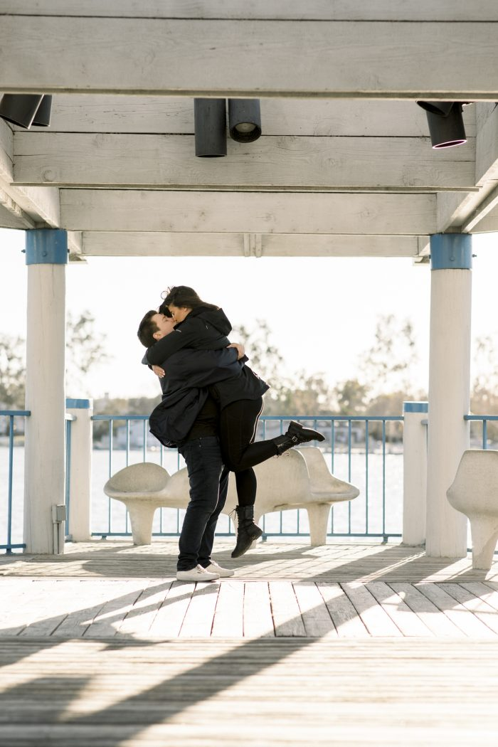Engagement Proposal Ideas in Irvine, California