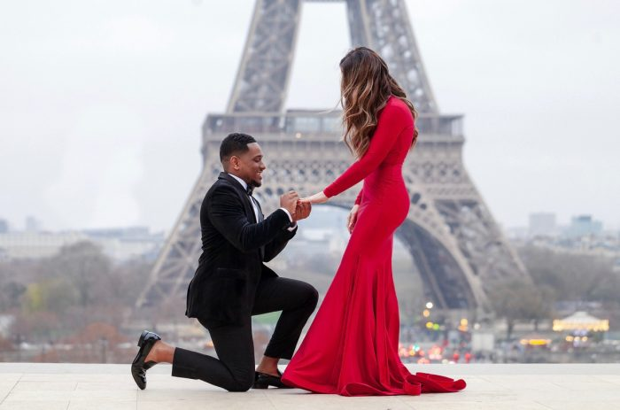 Wedding Proposal Ideas in Paris, Fran ce