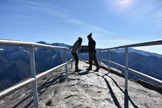 Where to Propose in Sequoia National Park, CA