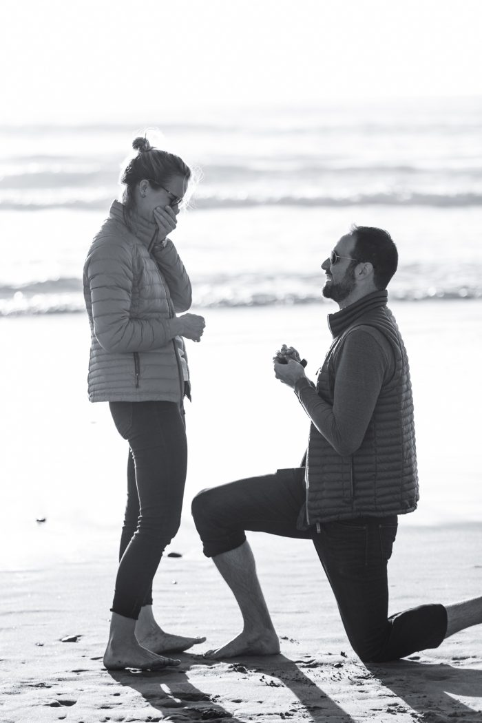 Marriage Proposal Ideas in Capitola, California