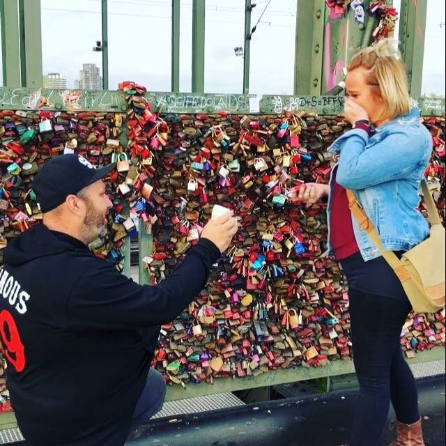 Where to Propose in Köln Germany