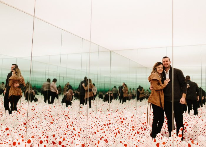 Where to Propose in High Museum of Art in Atlanta