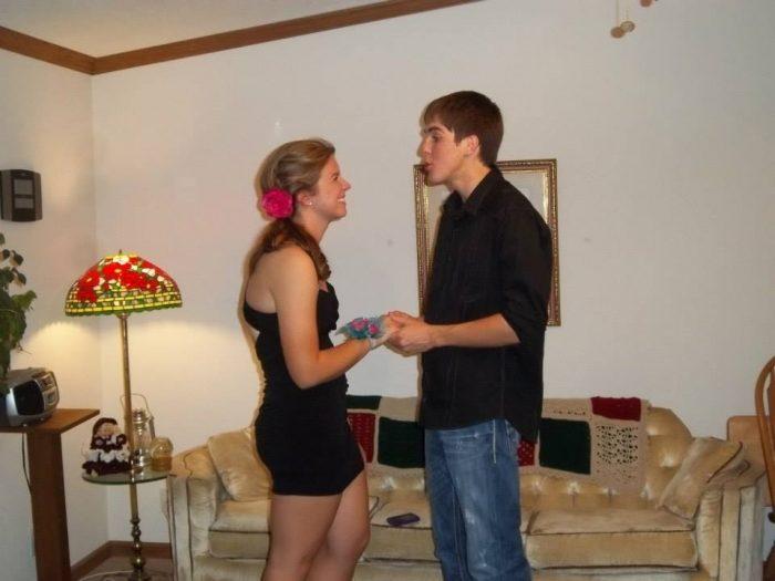 Tess's Proposal in Iowa State University