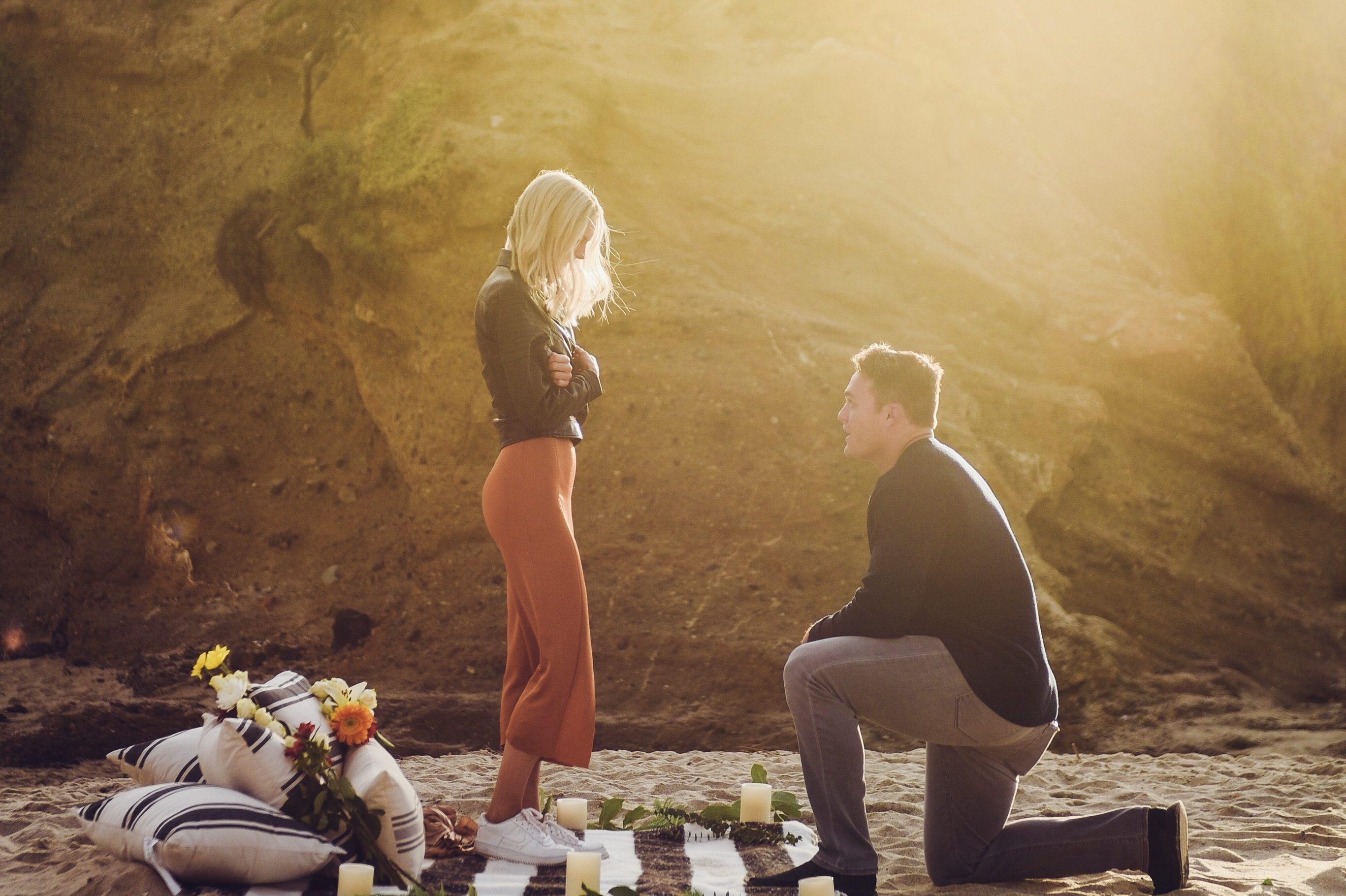 Engagement Proposal Ideas in Laguna Beach, CA