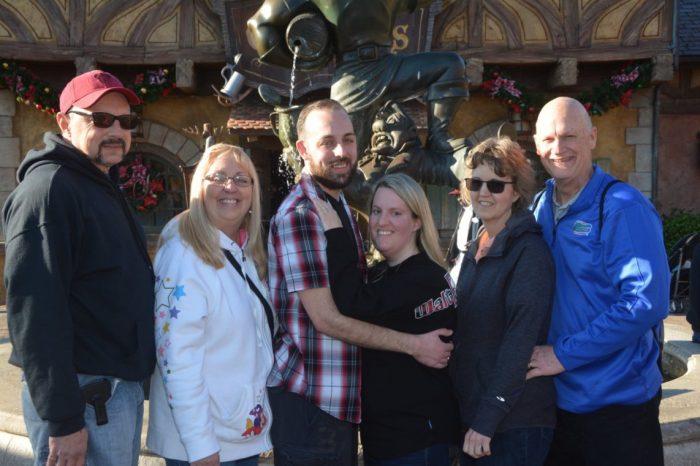 Marriage Proposal Ideas in Magic Kingdom Park-Walt Disney World Resort