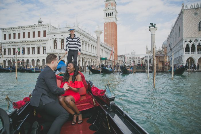Where to Propose in Venice,Italy