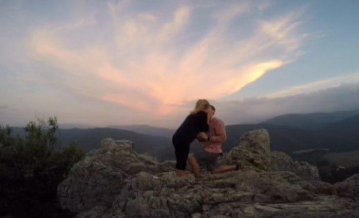 Marriage Proposal Ideas in Seneca Rocks, WV