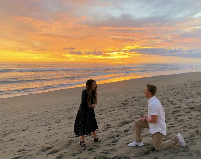 Ashley's Proposal in Bali, Indonesia