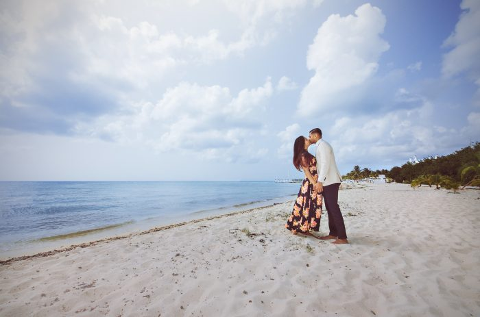 Henna's Proposal in Cozumel, Mexico