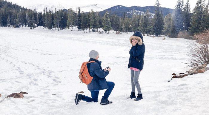 Marriage Proposal Ideas in Evergreen, Colorado