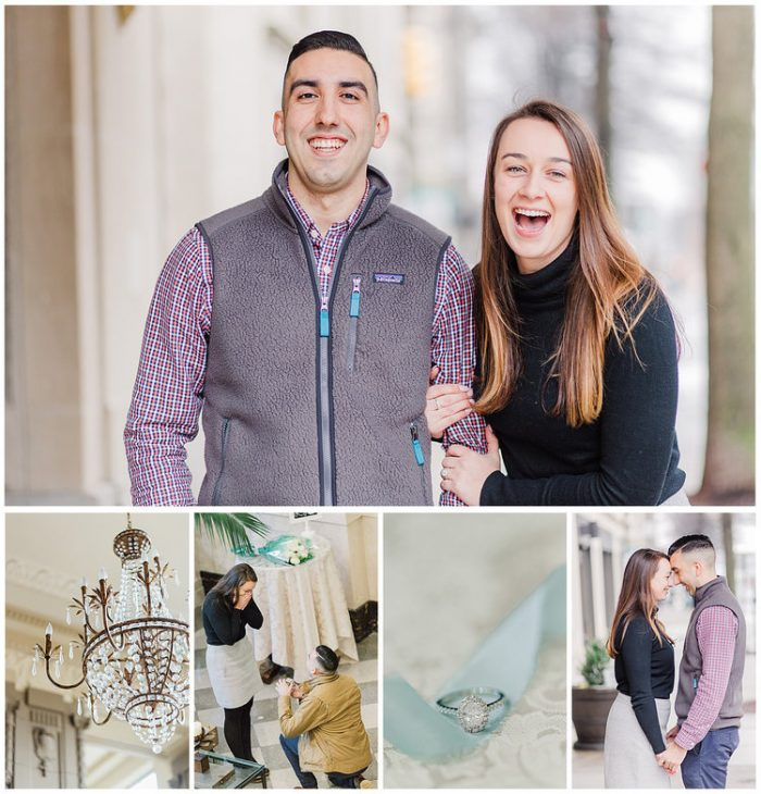 Where to Propose in John Marshall ballrooms