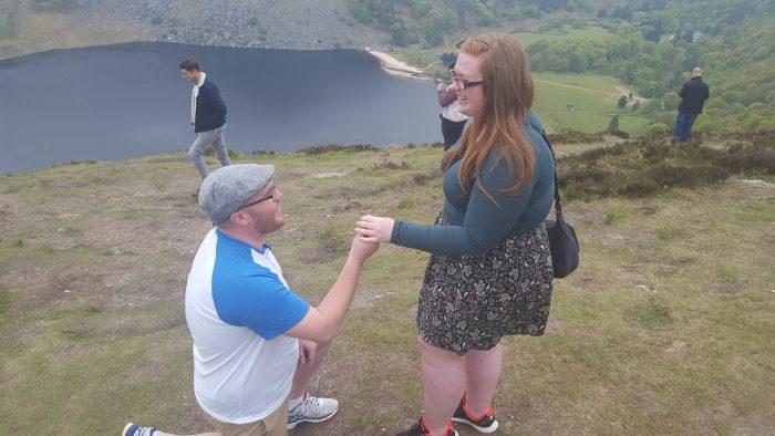 Wedding Proposal Ideas in Wicklow, Ireland